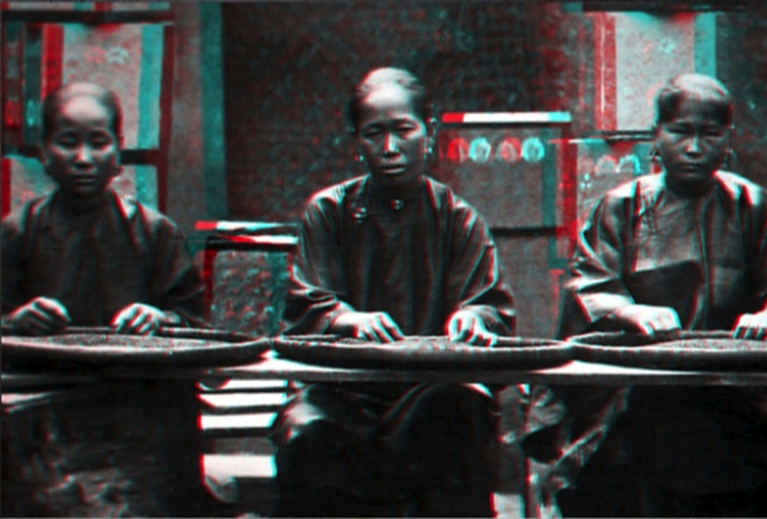 3D History - Anaglyphen